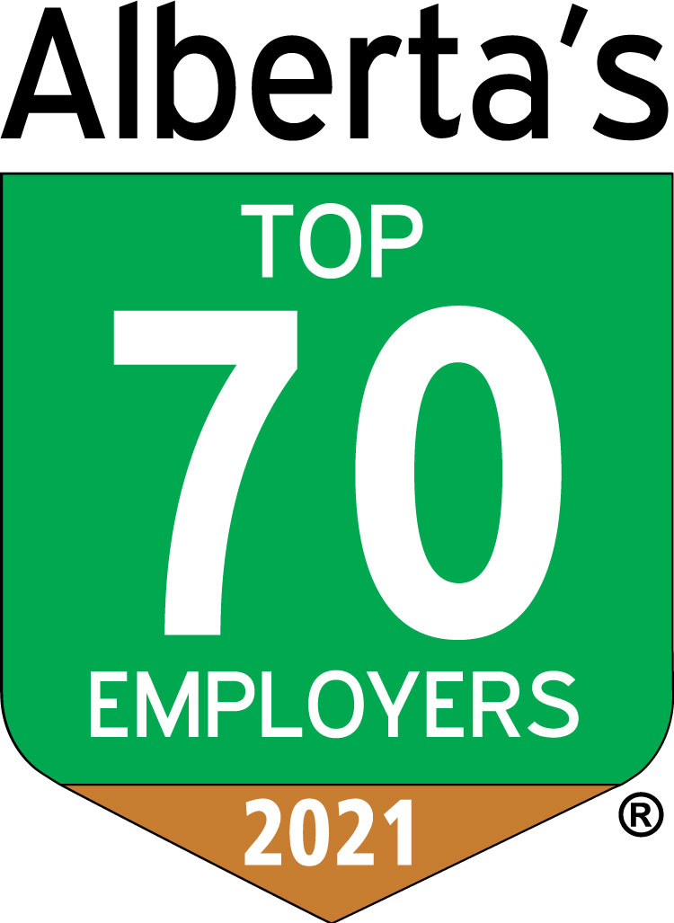 Alberta Top Employers Award