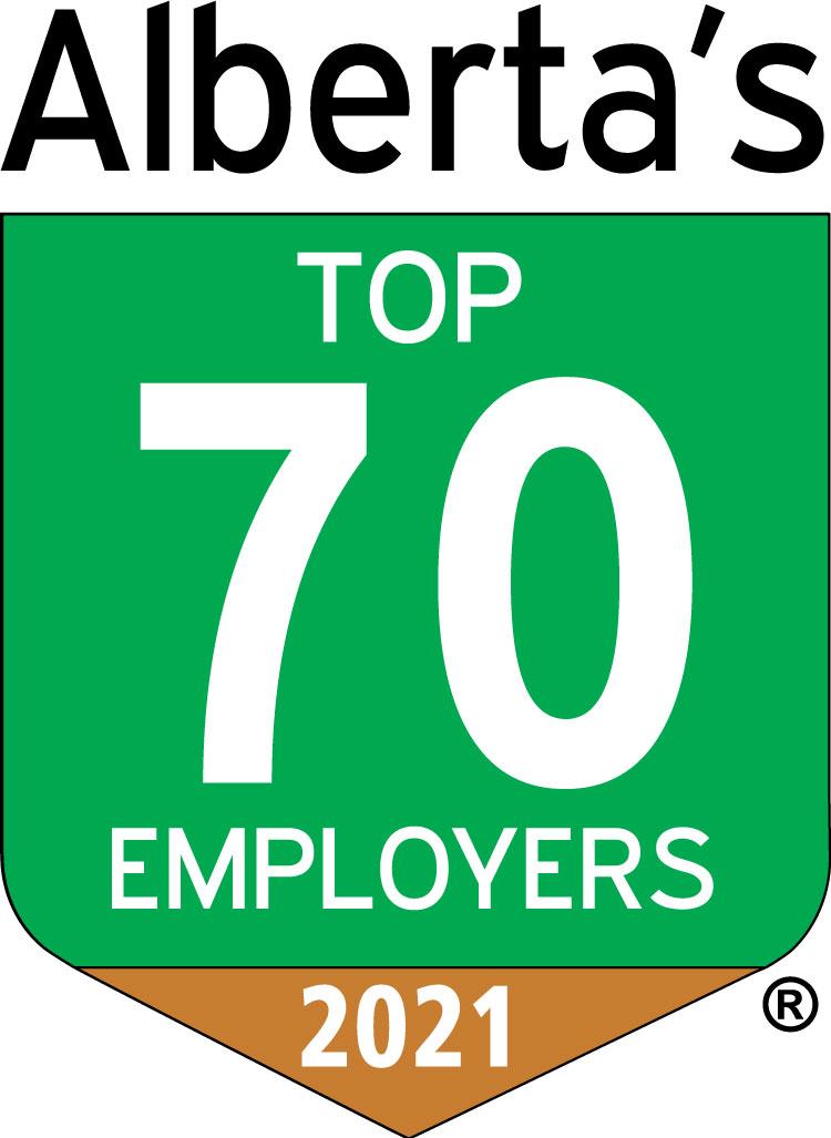 Alberta Top Employers Award